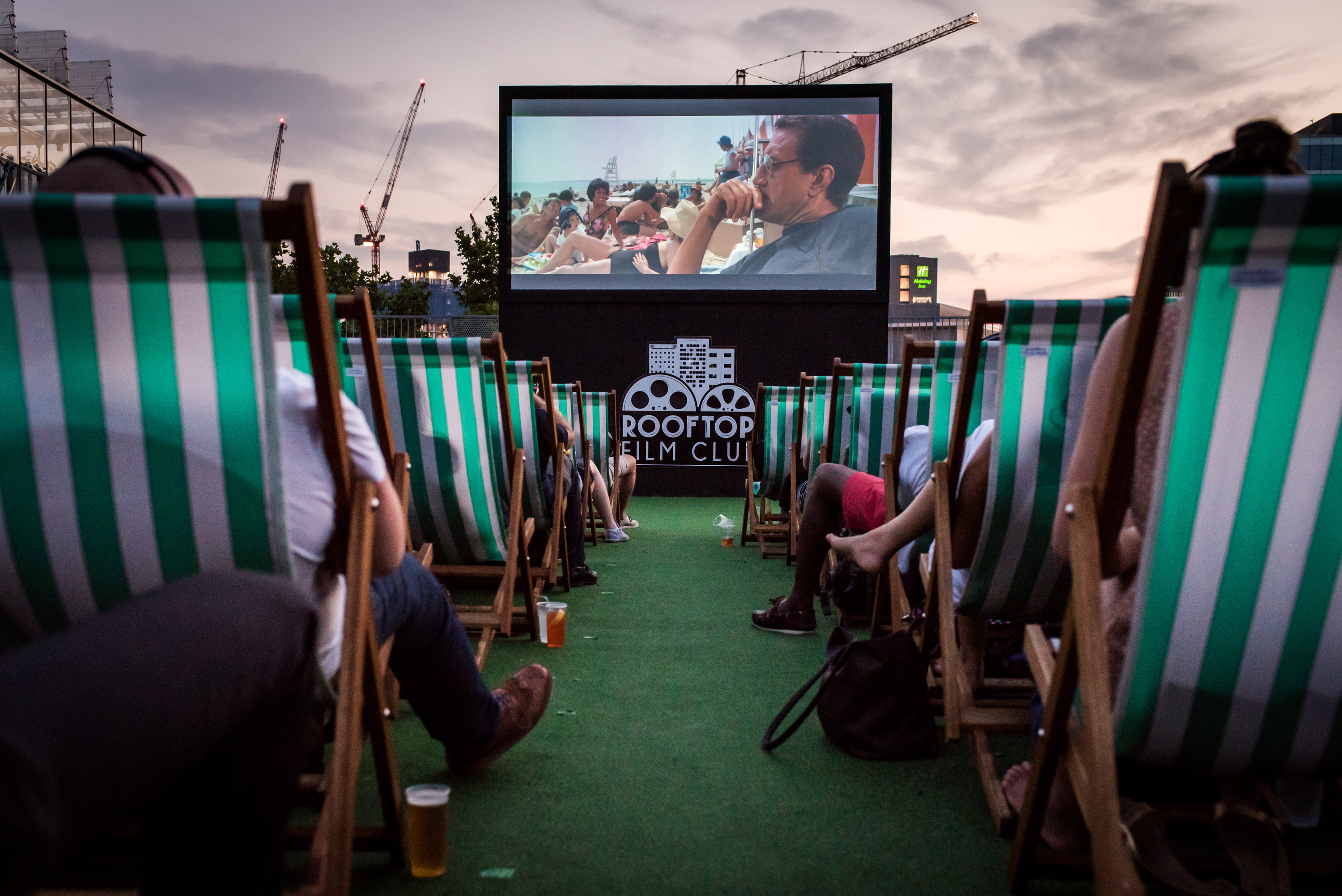 Time Out Loves... at Rooftop Film Club