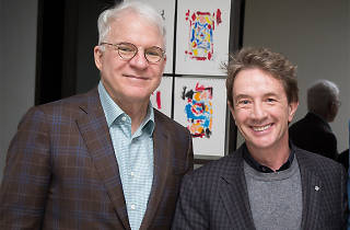 Steve Martin and Martin Short join forces