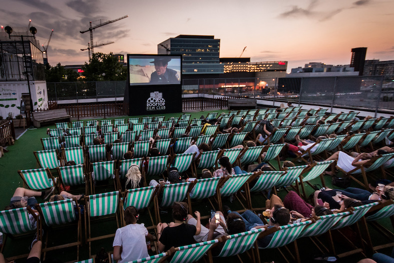 Rooftop Film Club Stratford Film In London