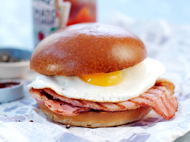 Prime Burger St Pancras