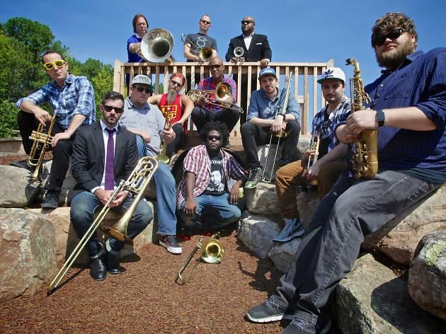 No BS! Brass Band + Dayme Arocena
