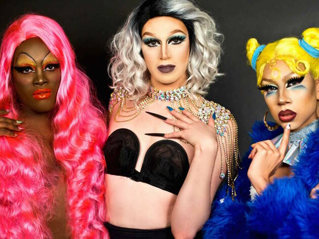 Drag Race Viewing Party at The Gateway with Thee Suburbia, Lady Havokk and Harajuku Queen