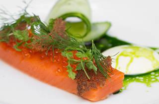 Taste of Iceland dinner in Chicago