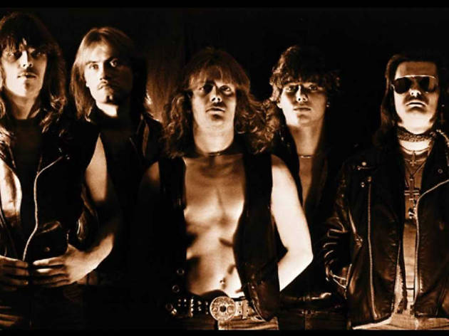 Mercyful Fate, la primera banda de King Diamond