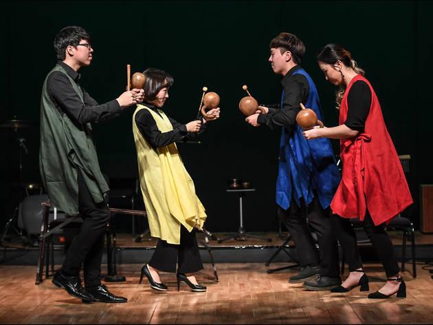 삼청각 공연