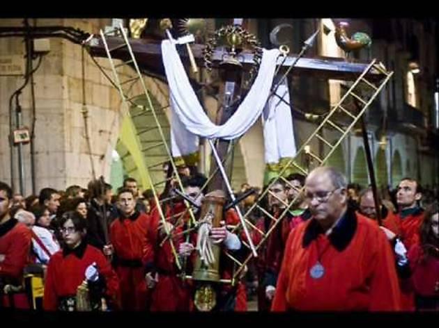 La processó del Sant Enterrament