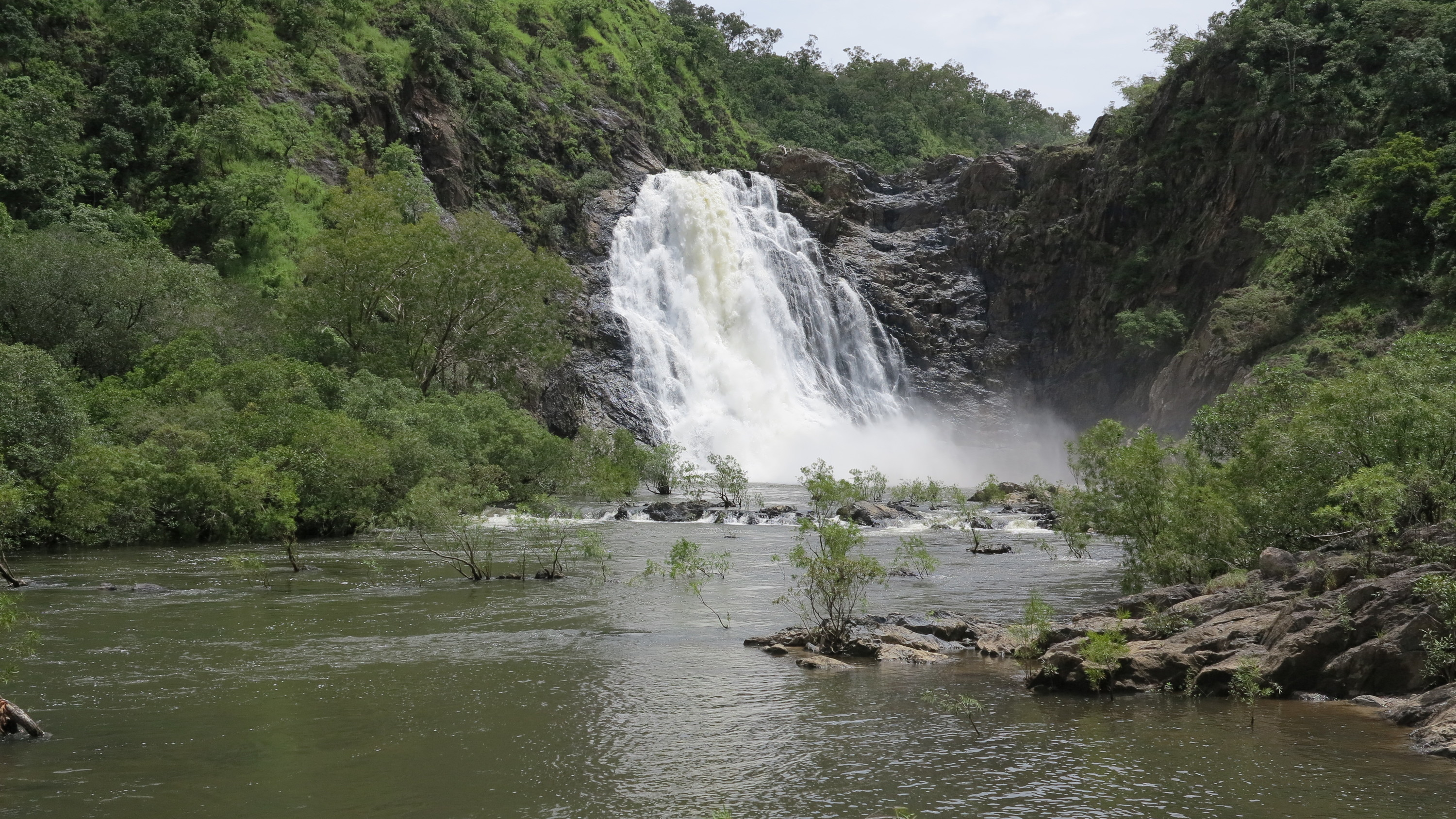 Wujal Wujal Waterfall Port Douglas
