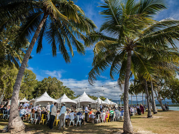 Carnivale long lunch Port Douglas