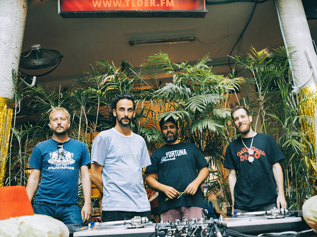 Wheel of fortune - Q&A with the four founders of Fortuna Records, Israel's boutique record label