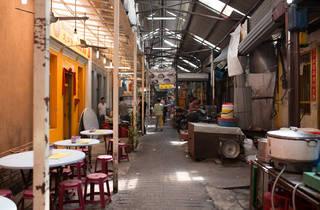 Madras Lane Petaling Street