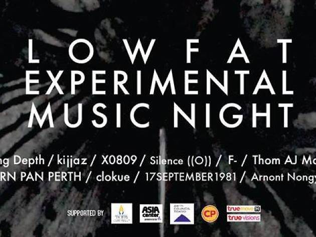 Low Fat Experimental Music Night
