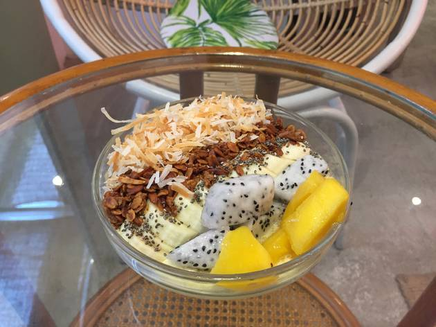 Rubberduck smoothie bowl