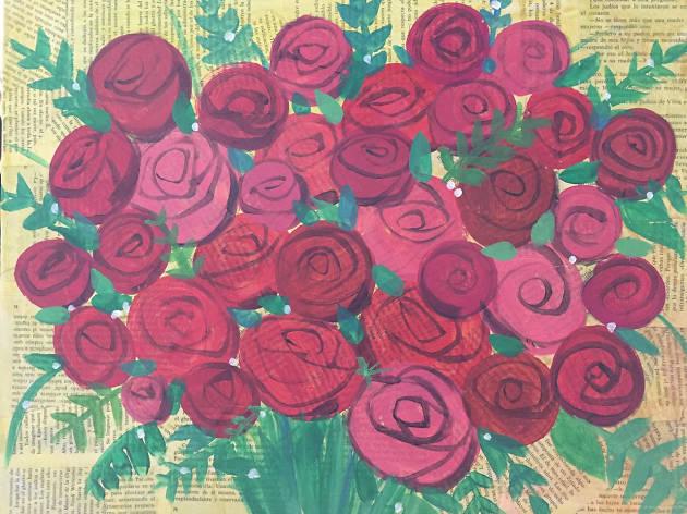 Roses & Books