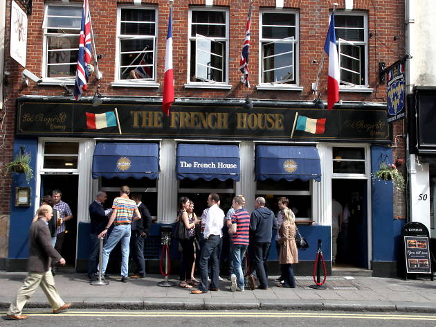 london's best historic pubs, french house
