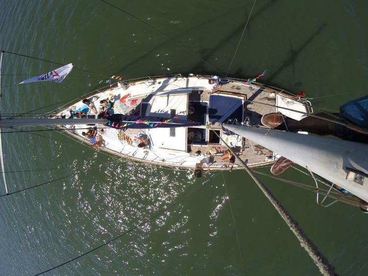 Sailing Lovers: para se despedir da vida de solteiro