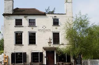 london's best historic pubs, spaniards inn