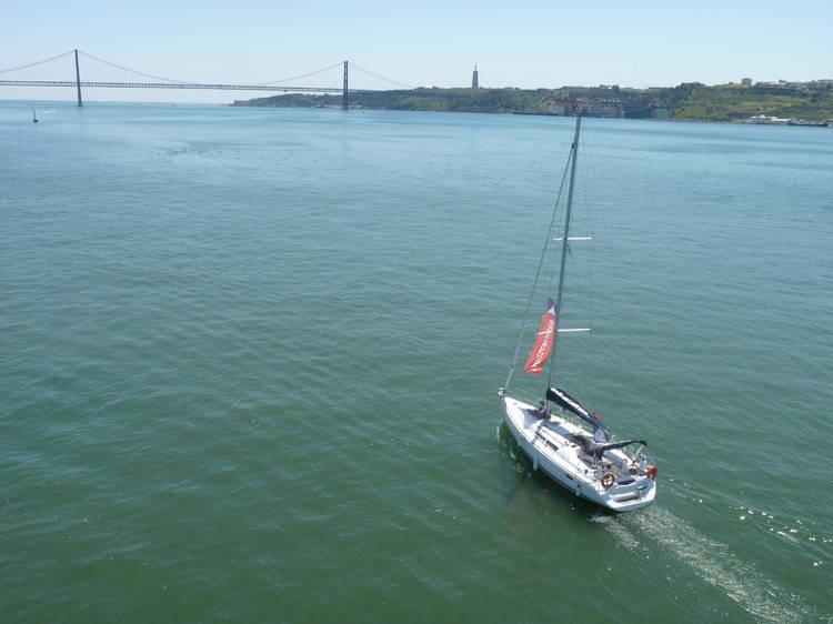 Tagus cruises: para estar à vontade