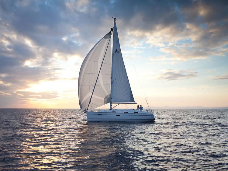 Palma Yachts: para comer e beber