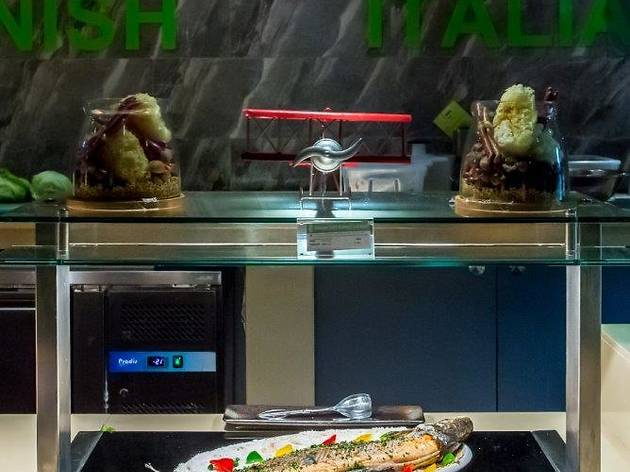 JRC Global Buffet Watford