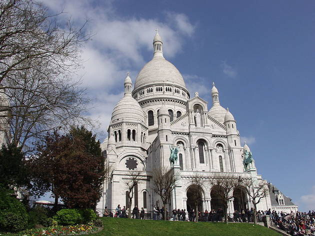 Easter Church Services in Paris