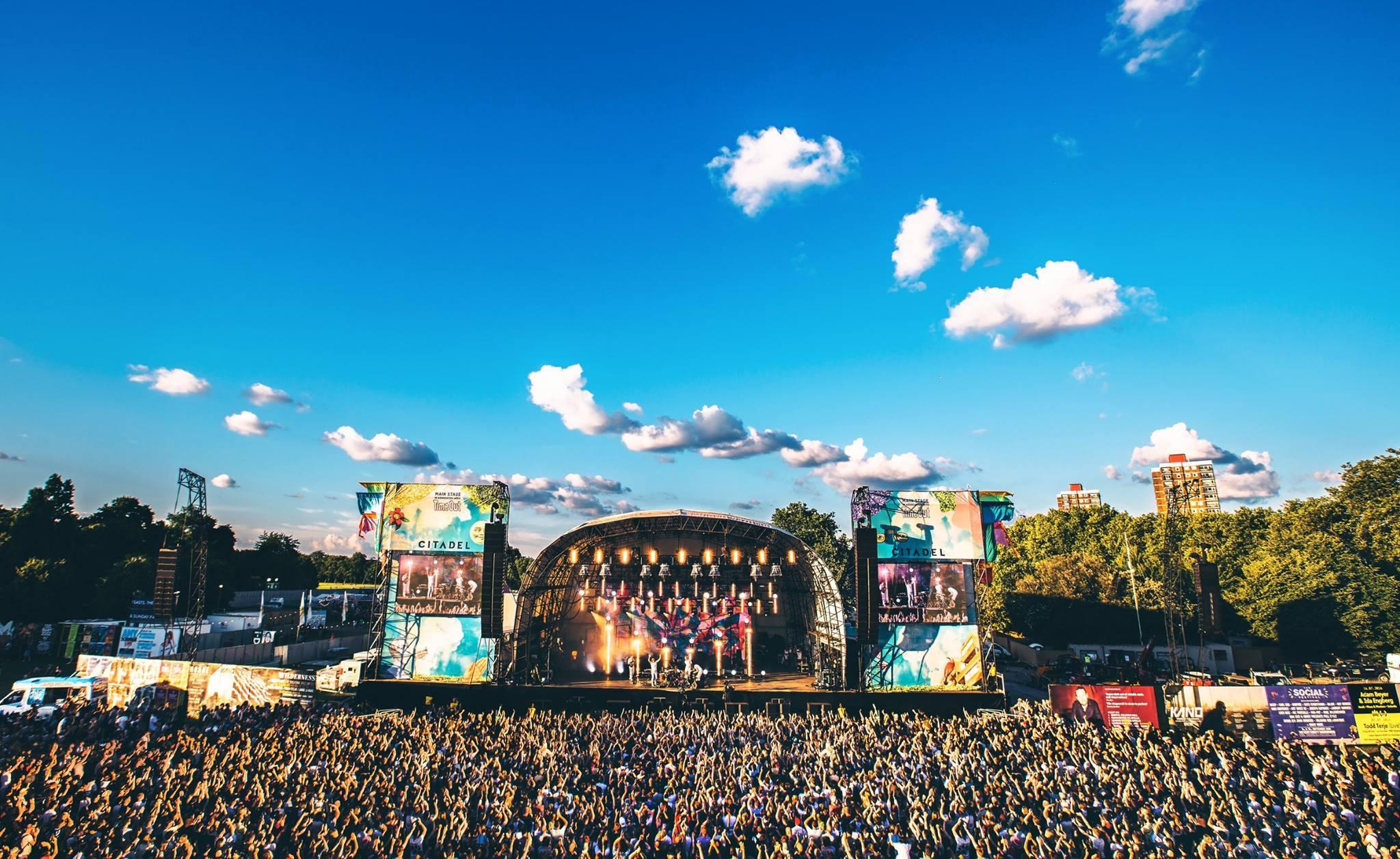 Win tickets to Citadel Festival 2017