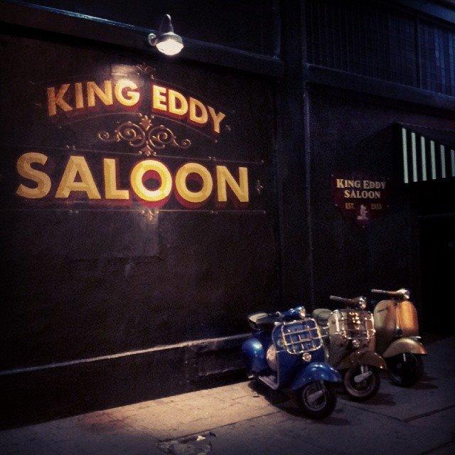 The King Eddy Saloon