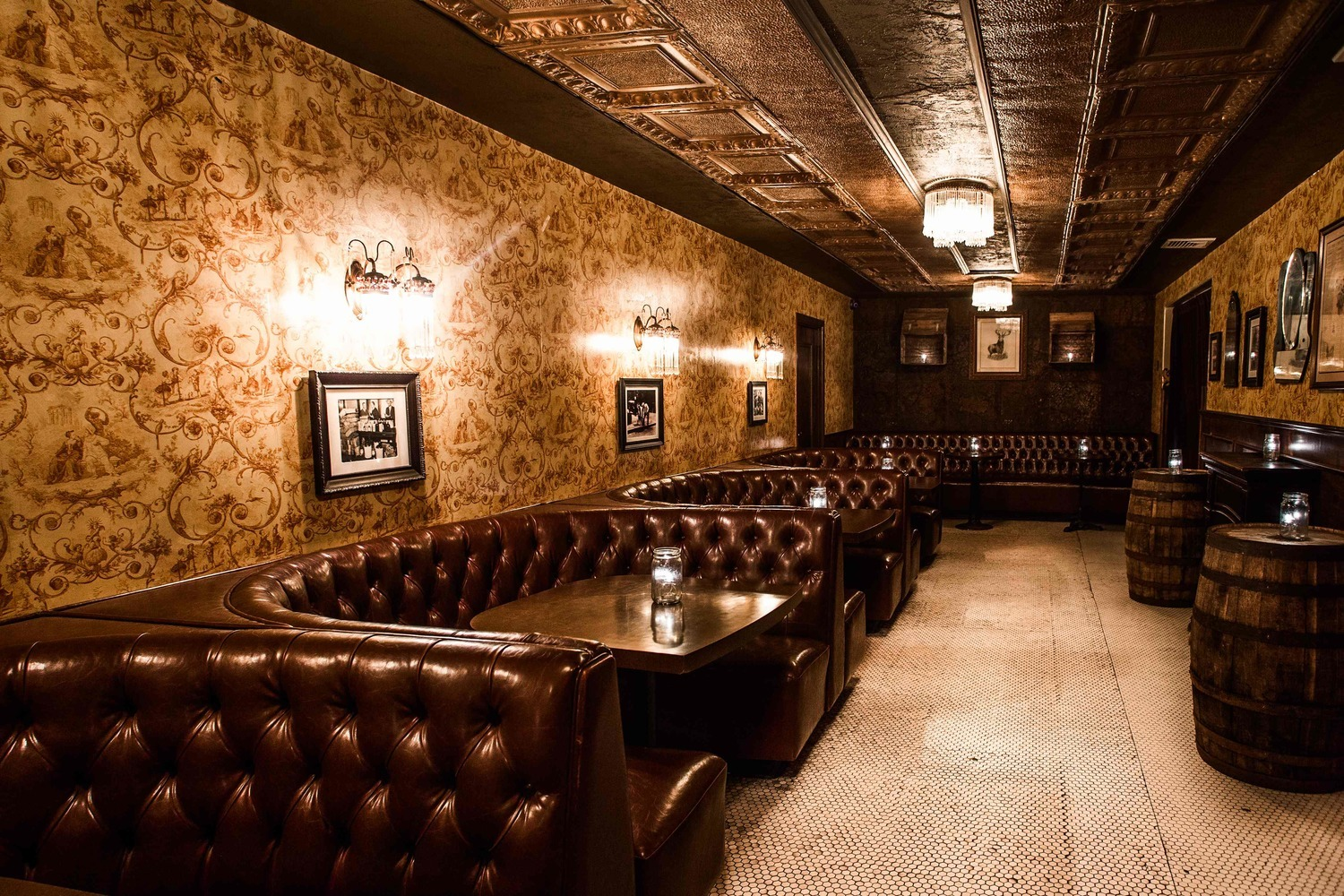 Townhouse and the Del Monte Speakeasy