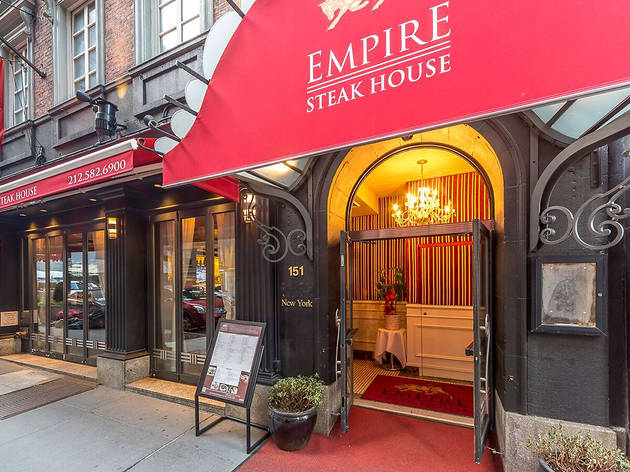 Empire Steak House – East