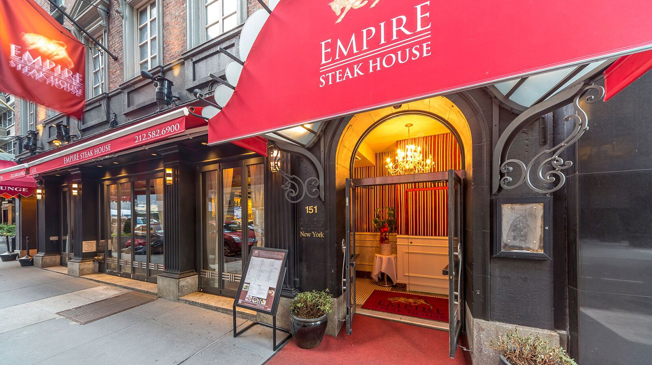 Empire Steak House Restaurants In