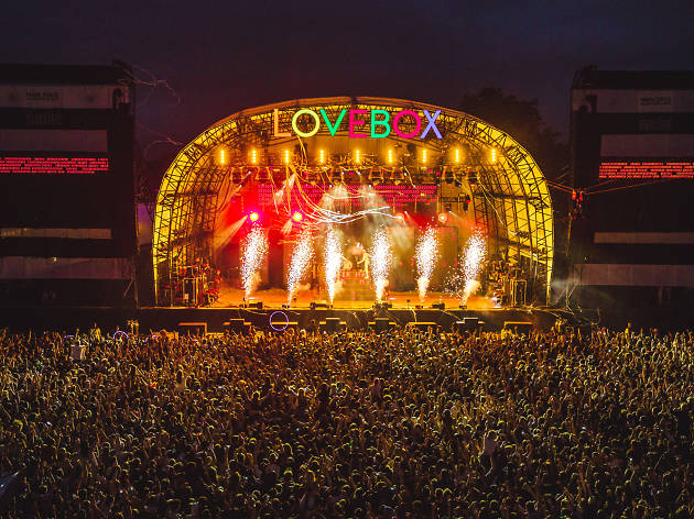 It's offical: Lovebox and Citadel are moving to Gunnersbury Park