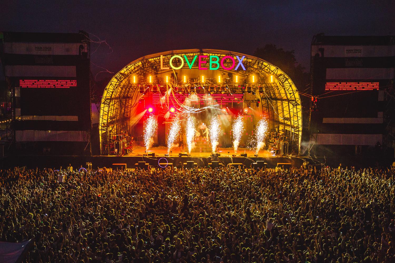 Win tickets to Lovebox 2017