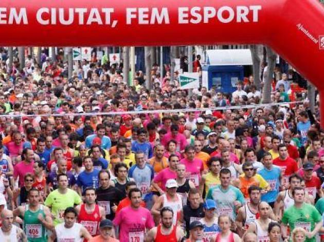 La cursa popular arriba a la 21ena edició
