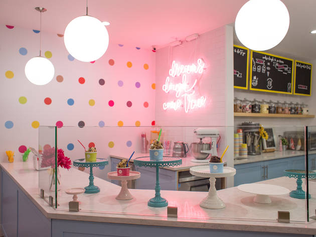 Have you been to NYC's only raw cookie dough restaurant?