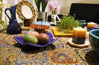 Homage to Nowruz