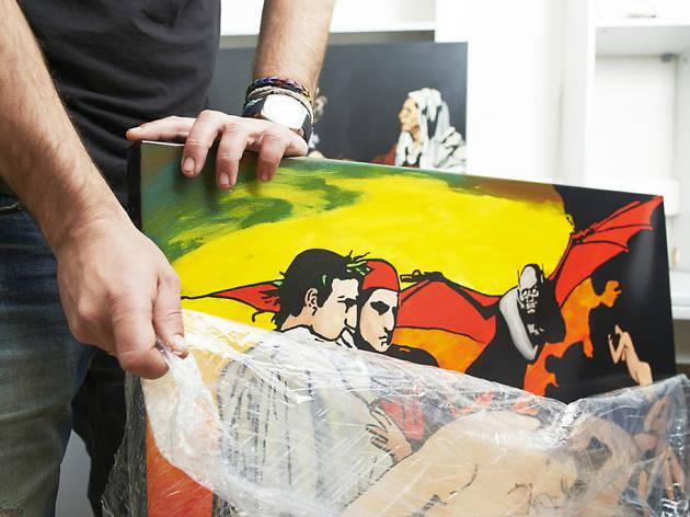 Art Auction Locust Projects