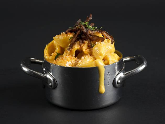 Vegan Mac N' Cheese at by CHLOE.