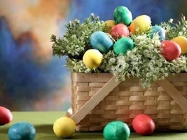Easter Sunday at Grand Hyatt Singapore