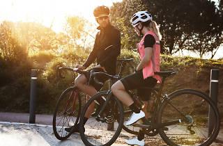 ciclistes carretera de muntanya