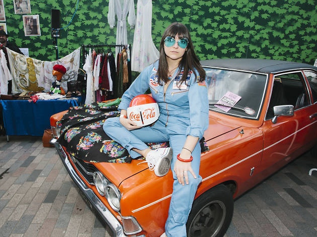 Classic Car Boot Sale Things To Do In London