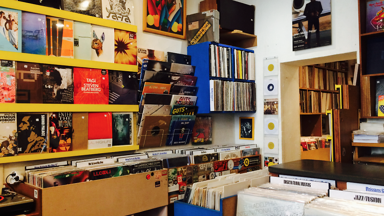 Betino's record shop