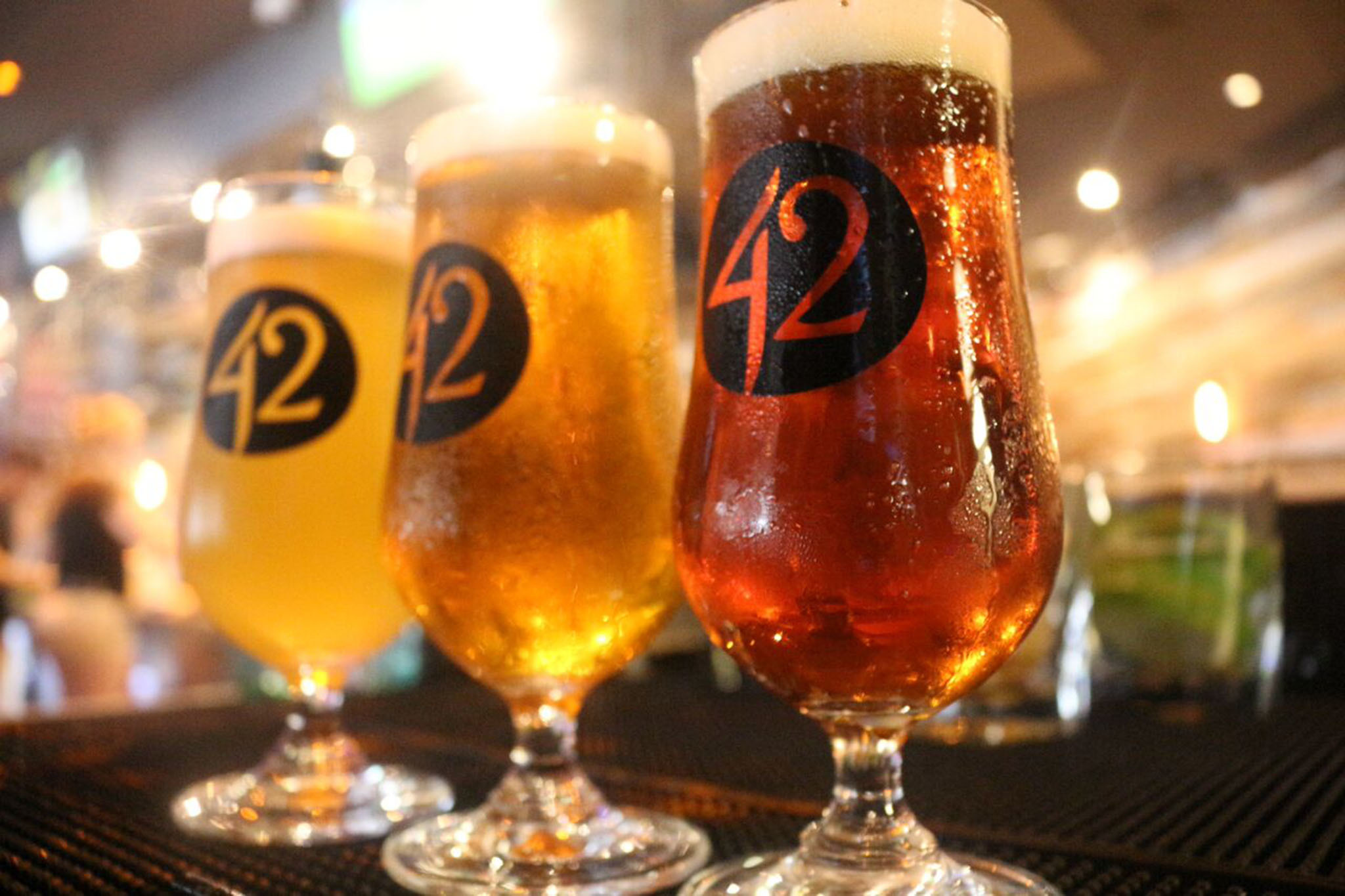Check out the best craft beer bars in Miami