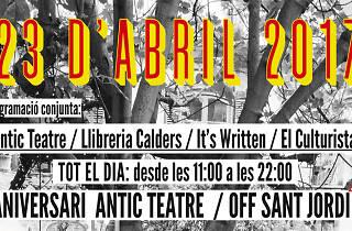 Off Sant Jordi 2017