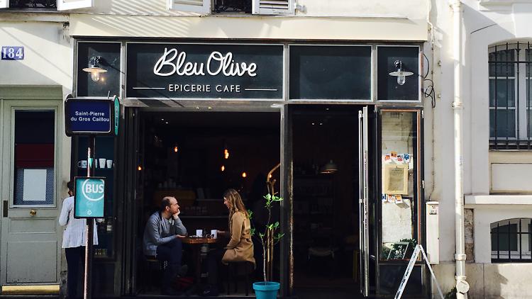 Bleu Olive