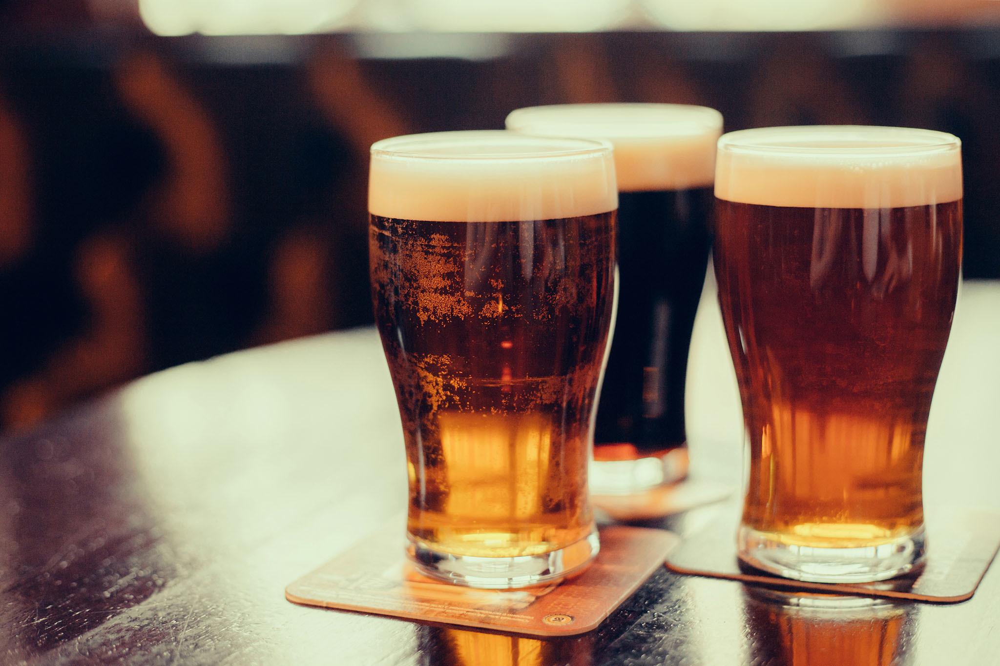 Cervejas artesanais portuguesas