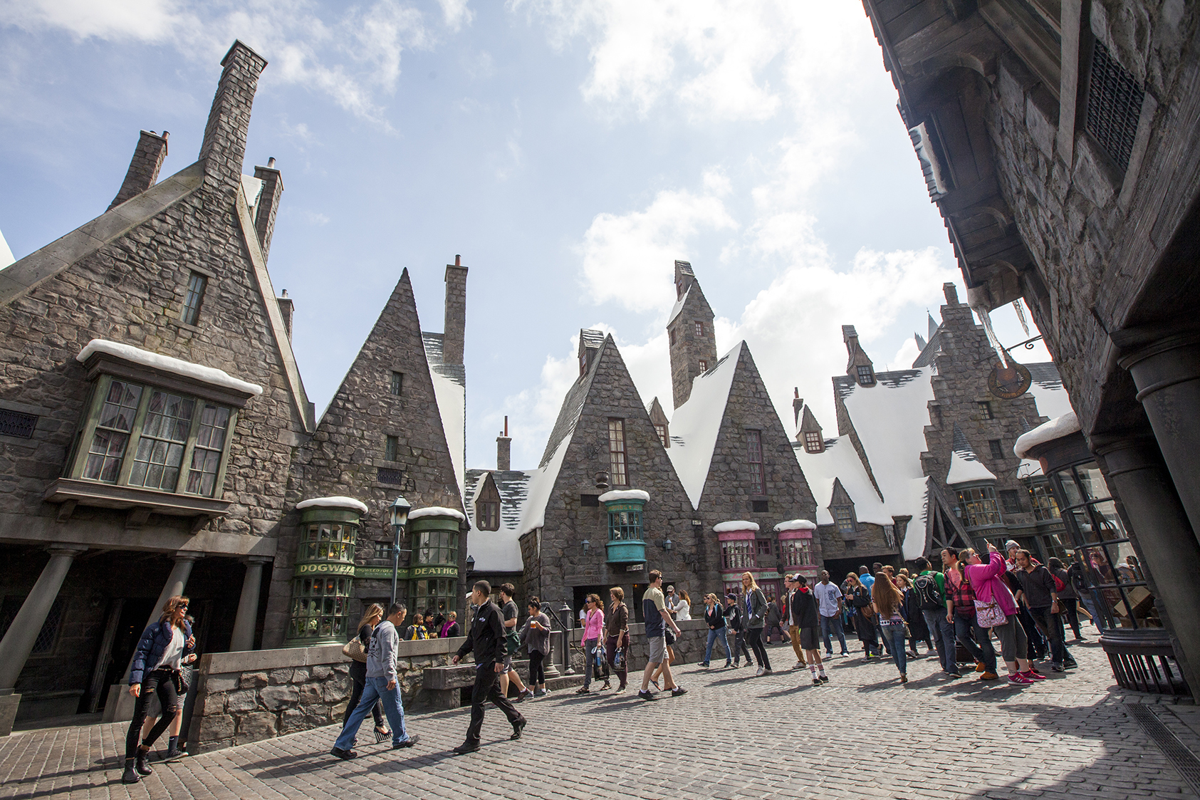 Warner Bros. Entertainment says Avada Kedavra to Aurora's Harry Potter festival
