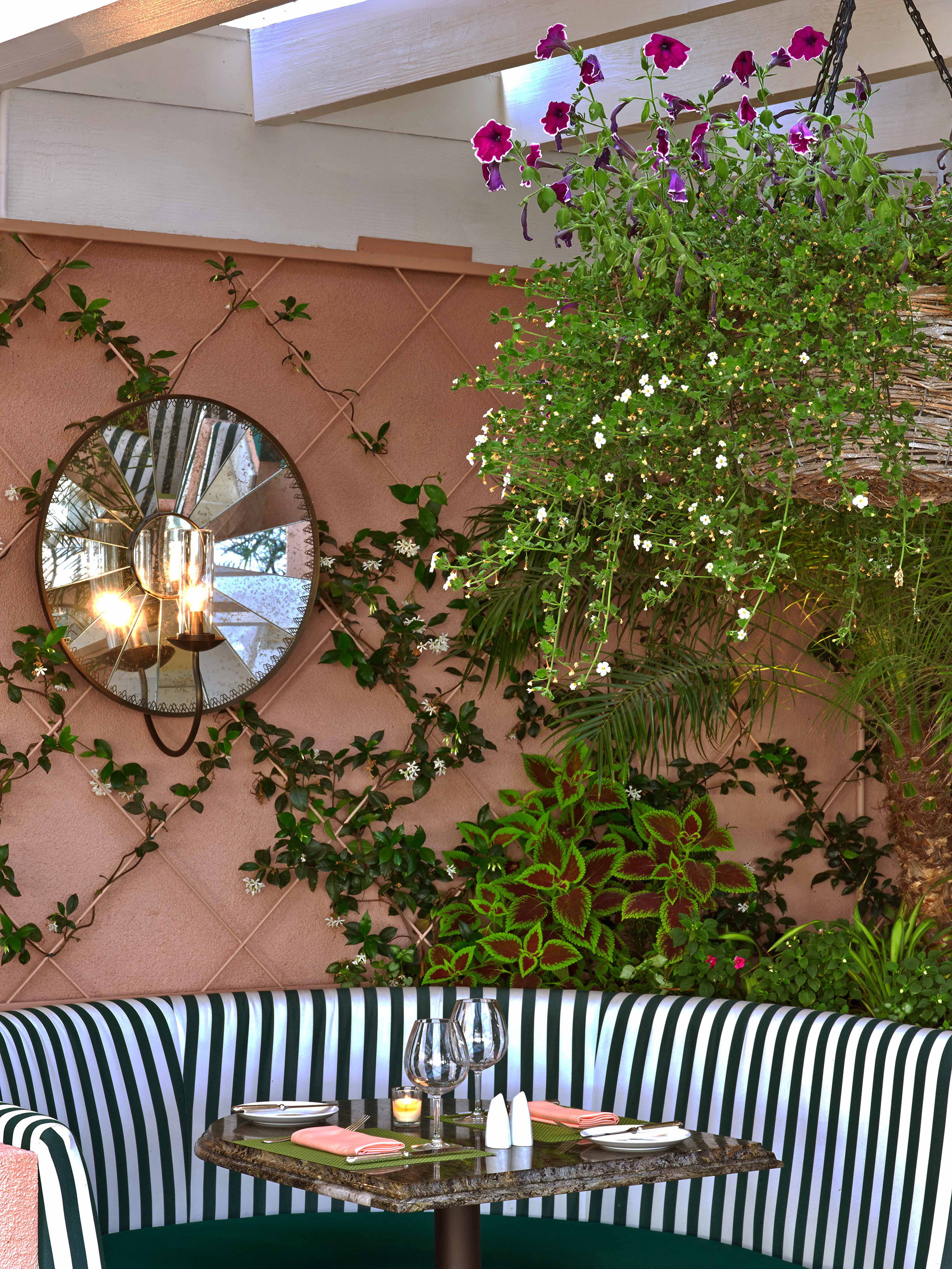 check out these beautiful spots that prove u0027millennial pink u0027 has