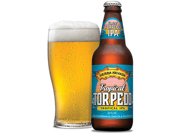 Tropical Torpedo IPA, Sierra Nevada Brewing Company, Chico, California