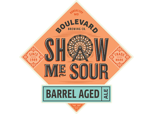 Show-Me Sour, Boulevard Brewing Company, Kansas City, Missouri