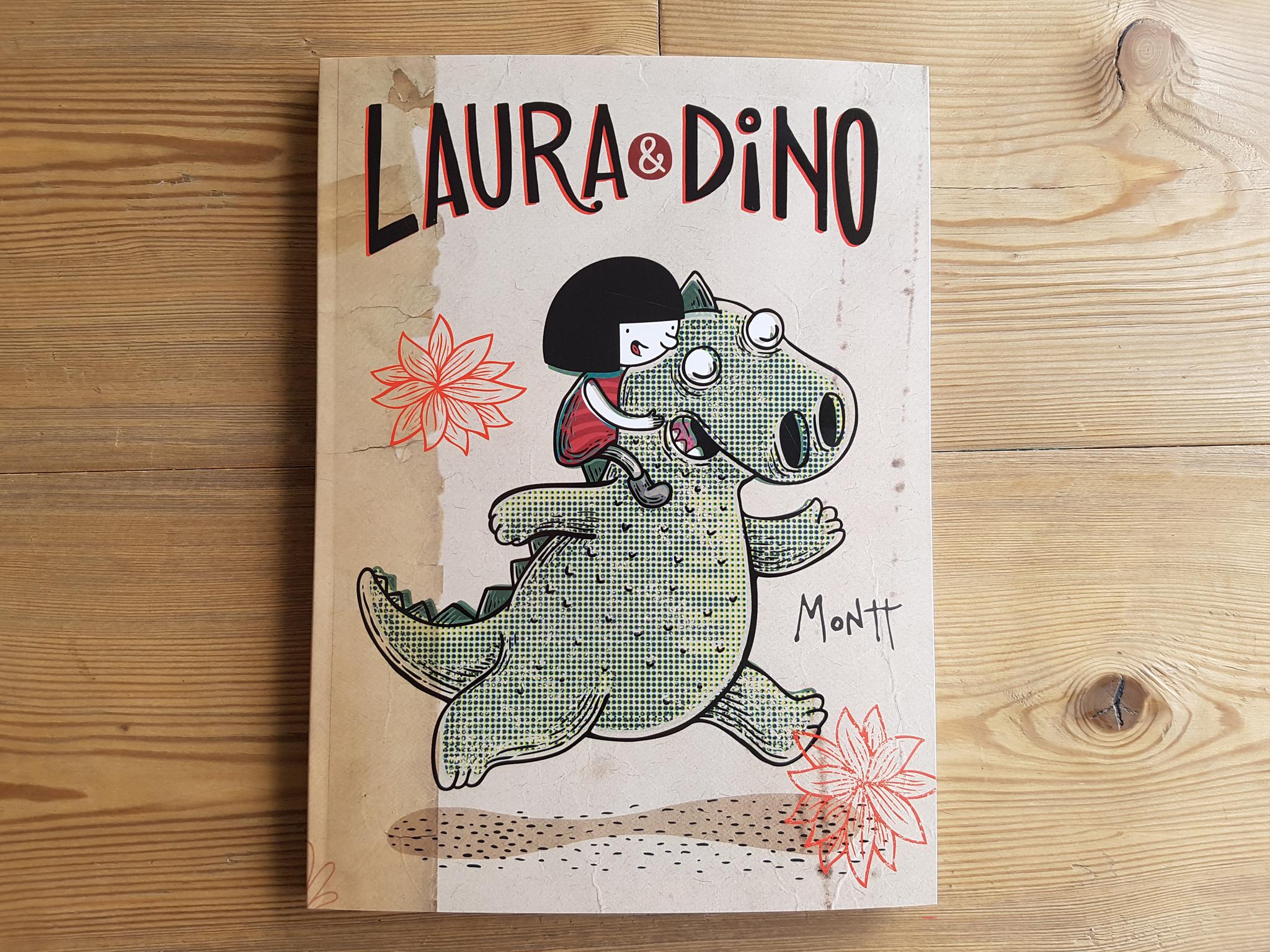 Laura & Dino, un libro de Alberto Montt