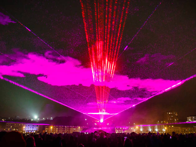 Five reasons you should head to Hobart's Dark Mofo festival this winter